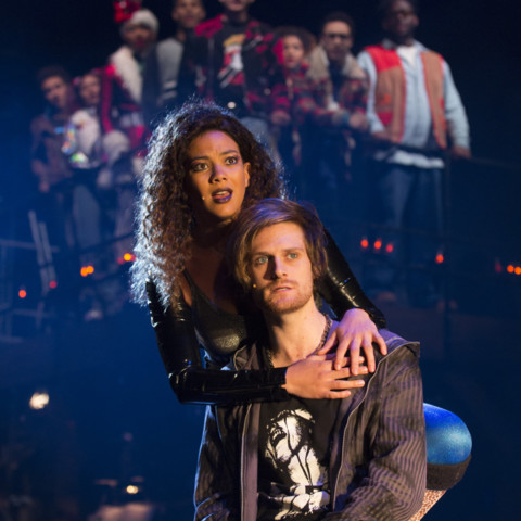 The Company of the RENT 20th Anniversary Tour  - RENT 20th Anniversary Tour, Credit Carol Rosegg, 2017